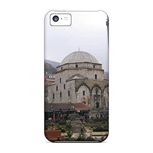 For Iphone 5c Protector Case Sinan Pasha Mosque-prizren Phone Cover