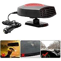 $22 » Portable Car Heater,Auto Heater Fan,Car Defogger, Fast Heating Quickly Defrosts Defogger 12V…