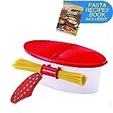 Best Shark Food Steamers - Hot Pasta Boat | Versatile Microwave Pasta Cooker Review