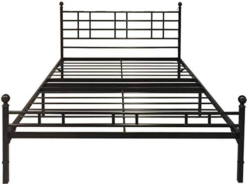 Amazon Com Best Price Mattress Bp Esfbf Q 12 Metal Platform Bed