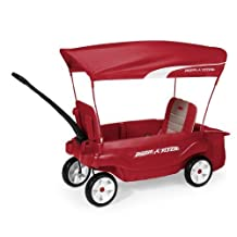 Radio Flyer The Ultimate Comfort Wagon, Red by Radio Flyer