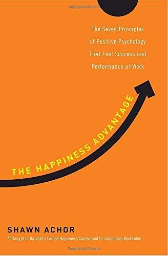Happiness Advantage Principles Psychology Performance product image