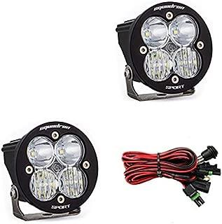 product image for Baja Designs Squadron-R Sport Pair UTV LED Light Driving Combo Pattern