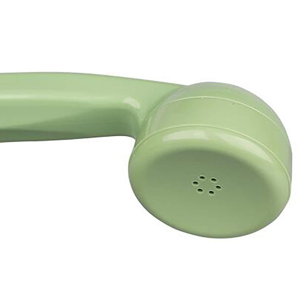 DHLIZI con Cable teléfono Retro Vintage clásico Tocadiscos ...