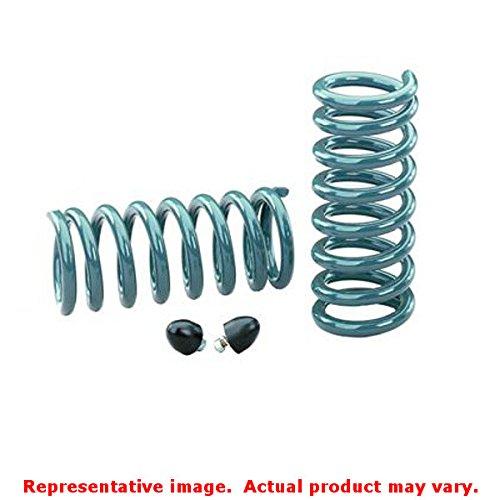 Hotchkis Performance 1901R Sport Coil Spring Set Set Of 2 Rear Single Pigtail Sport Coil Spring Set