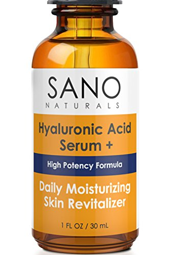 Hyaluronic Acid Serum for Face - Hyaluronic Acid and Vitamin C Combine for the Best Anti Wrinkle Anti Aging Beauty Skin Care