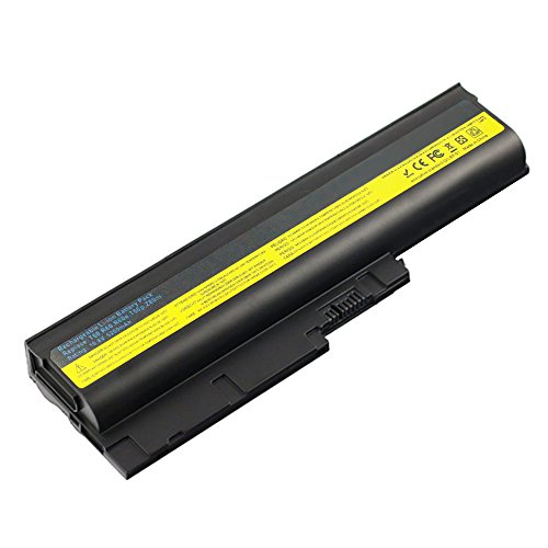 tery Pack T60 T60p R60 56Wh for Lenovo IBM ThinkPad R60e Z60m Z61e Z61m Z61p Fit 40Y6795 40Y6797 40Y6799 41N5666 ASM 92P1128 92P1130 92P1132 92P1138 ()