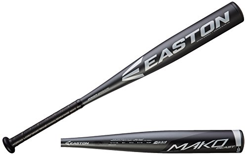 Easton TB17MK135 Mako Beast Composite -13.5 Tee-Ball Bat 26/12.5, 26 Inch/12.5 oz