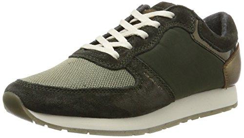 Gant Damen Linda Sneaker Più Colorato (verde Oliva Scuro)