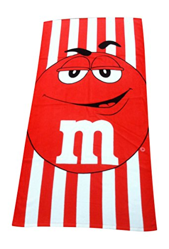 M&M Character Oversize / Beach Towel