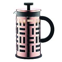 Bodum 8 Cup Eileen Coffee Maker, 34-Ounce, Copper