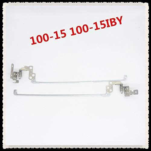 Calvas Original New Laptop LCD Hinges//hinge for Ideapad 100-15 100-15IBY AM1ER000100 AM1ER000200