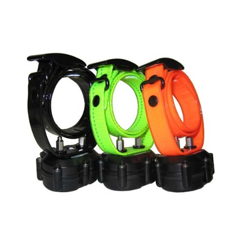 DT Systems Micro-IDT Remote Dog Trainer Add-On Collar in Orange by DT Systems