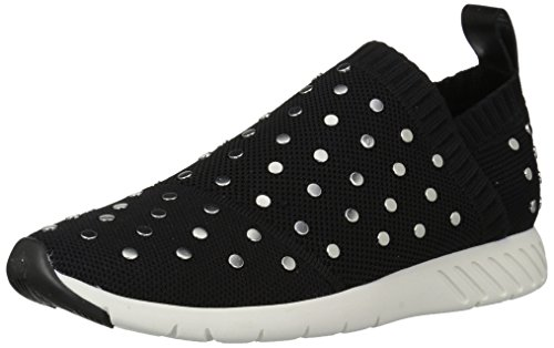 Dolce Vita Women's Bruno Sneaker, Black Knit, 8.5 Medium (Bruno Womens Shoes)