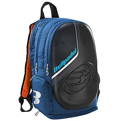 Bull padel Mochila BPM19001 Tech Backpack 2019 Azul Adultos unisex, Multicolor, Talla unica
