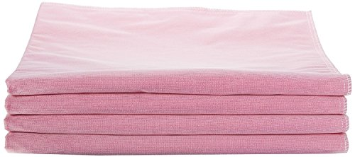 Medline Sofnit Washable Underpad Pink product image