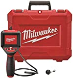 Milwaukee Electric Tool 2309-20 M-Spector Inspection Scope Kit, 9 mm, 4.92' x 10.55' x 13.39'