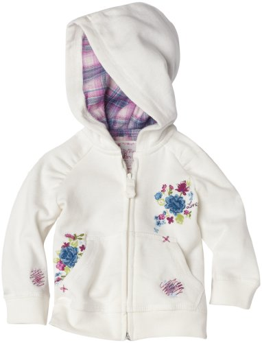 Levi's Baby Girls' Love and Repair Hoody Sweater
