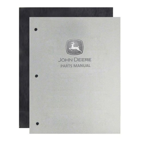 Parts Manual - 2510 John Deere 2510 2510 PC957