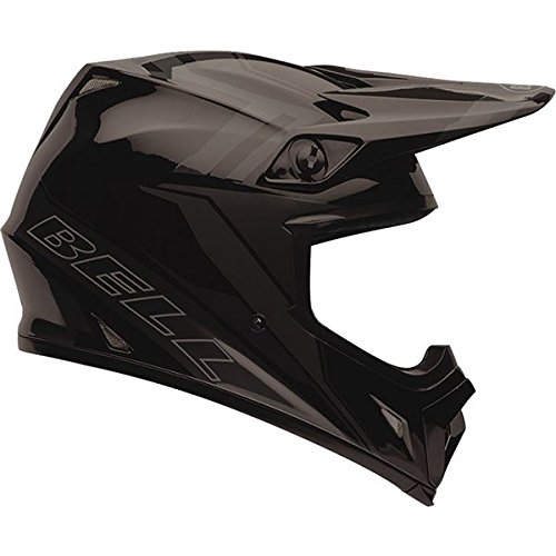 Bell Barricade Men's MX-9 Off-Road Motorcycle Helmet - Matte Black / (Focus Off Road Helmet)