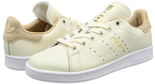 Smith Adidas Pale off off st White Nude Mode White Stan Baskets Blanc Femme wFnaqFrA5