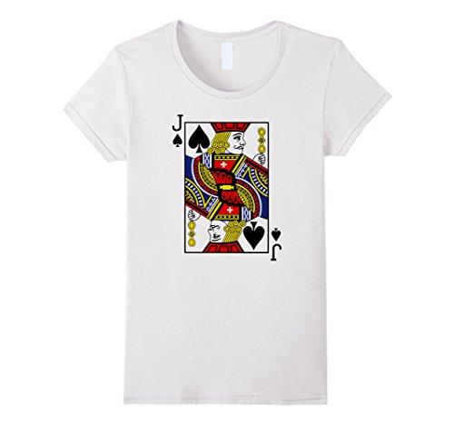 Women's Jack of Spades | Card Suit Halloween Poker Magic ...