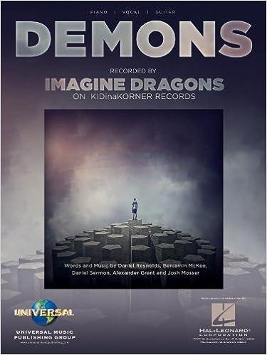 Imagine Dragons Demons Pianovocalguitar Sheet Music Single