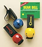 Coghlans Bear Bell With Magnetic Silencer Hiking Safety...