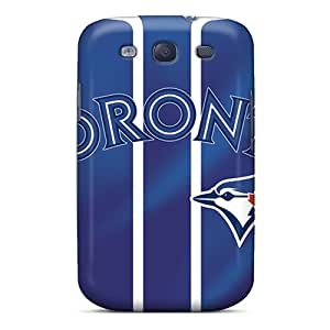 High Grade Carolcase168 Cases For Galaxy S3 - Toronto Blue Jays