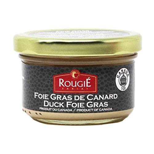 - Duck Foie Gras Mi-Cuit with Armagnac, 2.8 oz