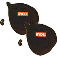 "Ryobi BTS21 10"" Table Saw Replacement Dust Bag Assembly (2 Pack) # 089110110702"