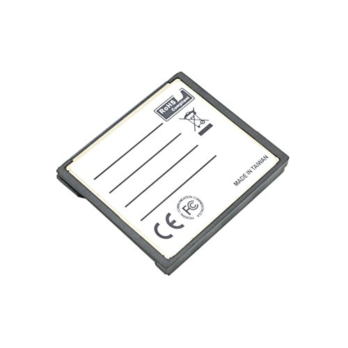 Extreme Speed Compact Flash Type II Memory Card Adapter