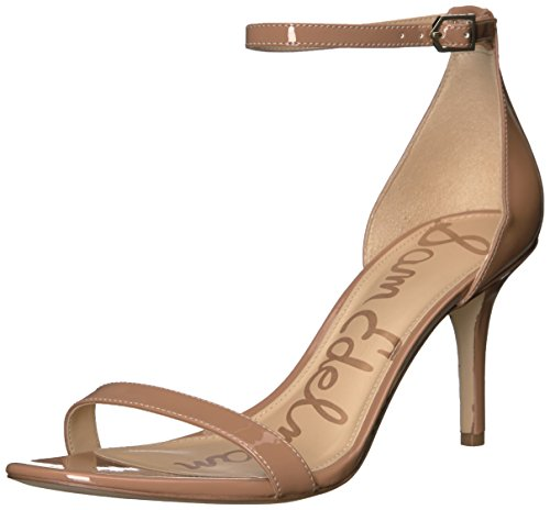 Sam Edelman Women's Patti, Evening Sand Patent, 8 M US by Sam Edelman