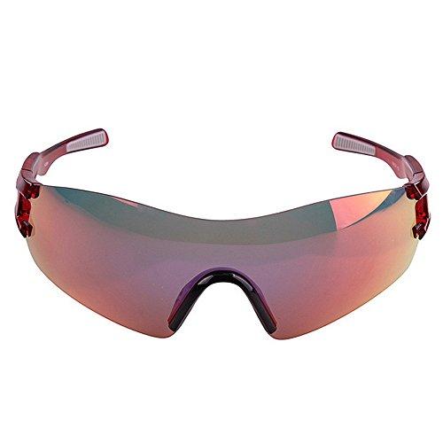 Gafas LBY La De Libre Hombre Película Colores Aire Al Liviano de Deportivo Que 5 Azul Sol De Brillante Opcional HD Espejo para Sin Red Color Los Monta Vidrios Marco rPOr1q