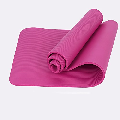 Amazon.com : GTVERNH-Yoga Mat thick widen the long anti-slip ...