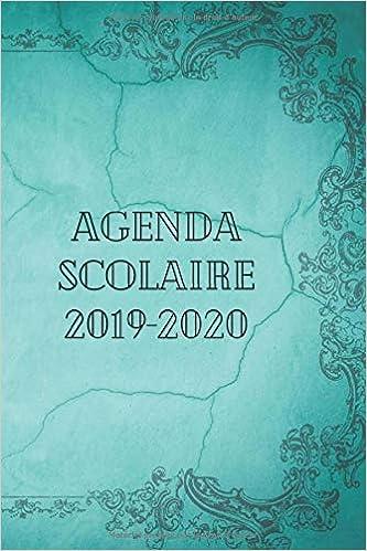 AGENDA SCOLAIRE 2019-2020: PERSONNEL ENSEIGNANT ...