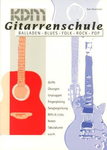 KDM-Gitarrenschule