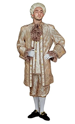 Tabi's Characters Louis XVI Colonial Antique Rose Bisque Costume (XL)