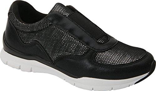 Black Sport La Chaussures Couleur Noir Ros De 38 Hommerson Femmes Taille A Mode qfv1f
