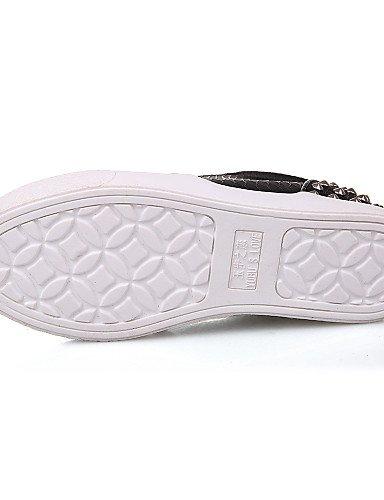 White Comfort Y Eu39 Redonda us6 us8 Casual Zapatos Black Punta Zq 5 Mocasines Gyht Cn39 7 Uk6 Plataforma Accesorios Plantillas De 5 Microfibra Cerrada Cn37 5 Mujer Eu37 Uk4 TZTXx0P