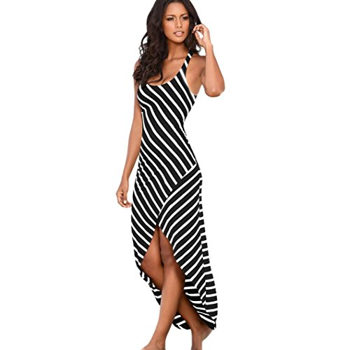 Sleeveless Beaded Stripe - 7
