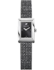 Swarovski Memories Black Dial Ladies Watch 5209190