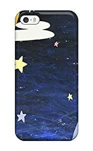 For SrhlMxE15918PVhyt Nichijou Protective Case Cover Skin/iphone 5/5s Case Cover
