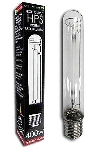 Yield Lab HPS 400w Lamp HID Bulb (Spectrum 400w Hps Bulb)