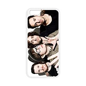 iPhone 6 4.7 Inch Cell Phone Case White Boy band 002 Delicate gift AVS_700386