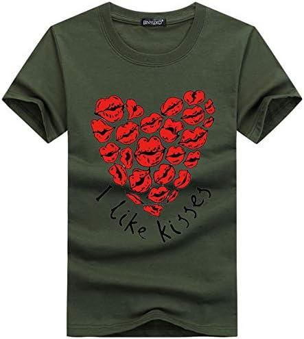 AVJDJ Diseño más Nuevo Camisetas Divertidas O-Cuello Camiseta de Verano Hombres Moda Marca Logotipo Imprimir Camiseta Hombre Tops Camisetas Camisetas de los Hombres Ocasionales Camiseta 4XL: Amazon.es: Deportes y aire libre