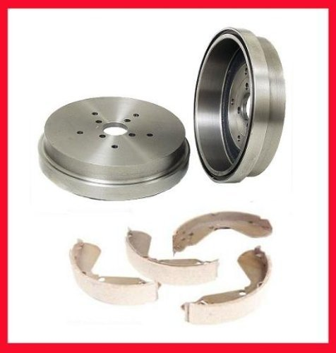Mac Auto Parts 36585 SUZUKI Sidekick 4 DOOR Rear Brake Drum Drums
