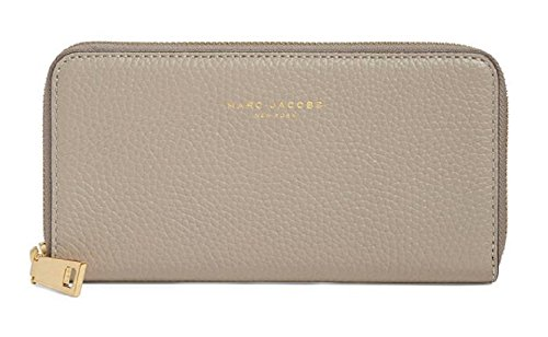 Marc Jacobs Pike Place Vertical Zippy Leather Zip Around Clutch Wallet, - Jacobs Marc Clutch Wallet