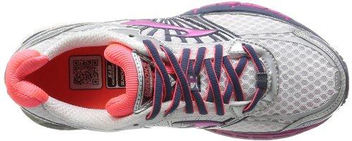 Brooks Adrenaline GST 14 Women Damen Laufschuhe Mehrfarbig (White/Fuchsia/Midnight)