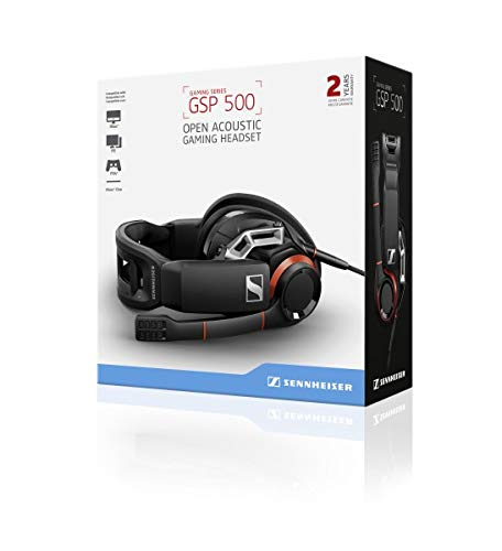 b3b9f635017 Amazon.com: Sennheiser GSP 500 Open Acoustic Gaming Headset: Computers &  Accessories
